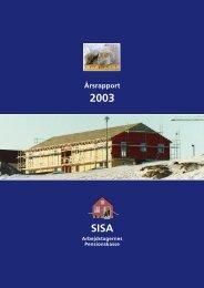 Årsrapport - Sisa