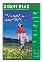 Inneholder viktig informasjon om avfall - vitamin w