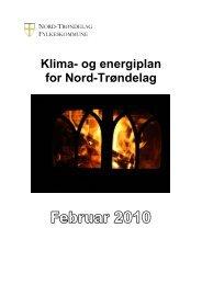 Klima og energiplan for Nord-Trøndelag