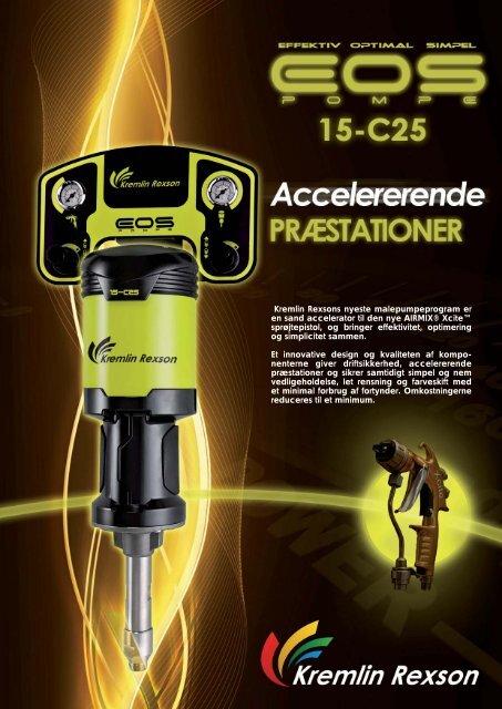 Læs mere om EOS 15-C25 pumpen eller download ... - scanotech.dk