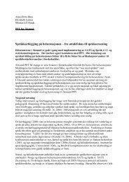 Samarbeid PPT- helsestasjon - Statped