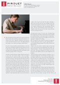 BILL CARROTHERS – JOY SPRING - Pirouet Records - Page 6
