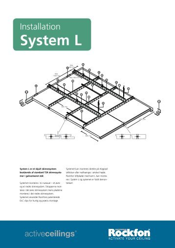System L - Rockfon