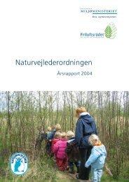 Naturvejlederordningen i 2004 - Friluftsrådet