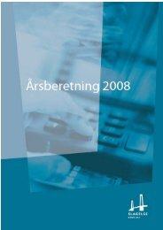 Årsberetning 2008 - Slagelse Kommune