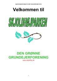 Læs folderen ved at trykke her - Skjoldhøjparkens Grundejerforening