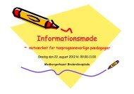 (Microsoft PowerPoint - Informationsm\370de august 2012)