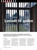 Løsladt til gaden Fanger mediterer sig til ro Kæmper for ... - Hus Forbi - Page 4