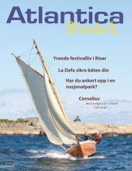 Til bladet - Atlantica Båtforsikring