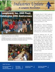 Summer 2006.qxd - The Langdale Company