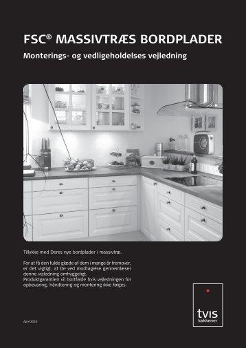 Se som pdf - Tvis Køkkener