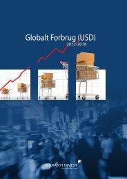 Globalt Forbrug (USD)