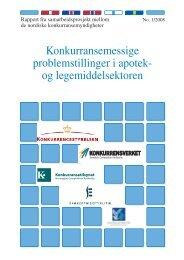 Apoteker rapport 1-2008