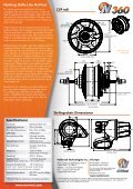 MODEL N360 NuVinci® CVP - Fallbrook Technologies Inc. - Page 2