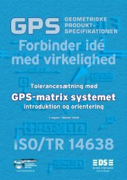 GPS-matrix systemet - Per Bennich Metrology Consulting