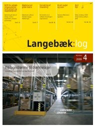 Langebæk:log nr. 4 - langebaek.com