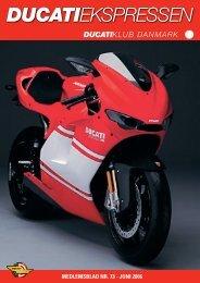 73 - Ducati Klub Danmark