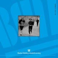 BMI 2_2007.qxp - Beder-Malling Idrætsforening