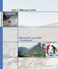 Minedrift og miljø i Grønland