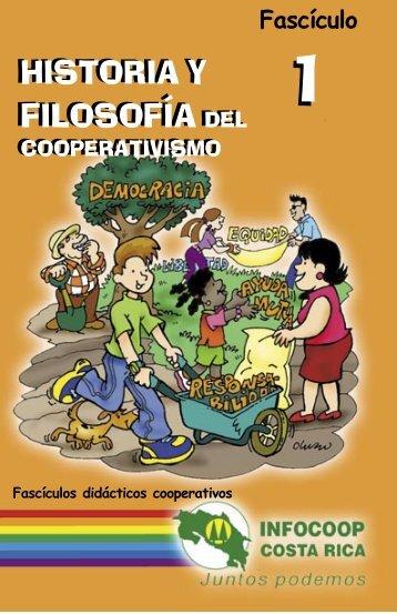Historia y Filosofia del Cooperativismo