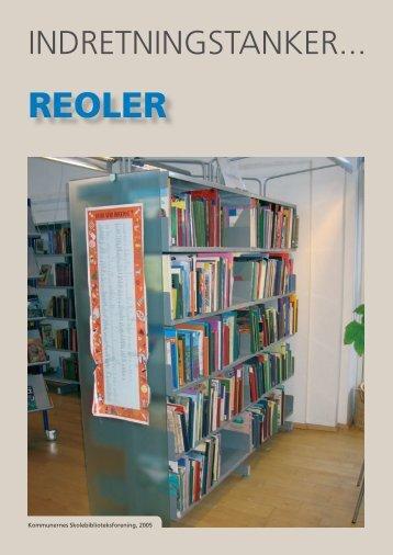 REOLER - Kommunernes Skolebiblioteksforening
