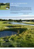 The Scandinavian Events 2012 - Golf Business Partner - Page 3
