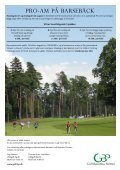 The Scandinavian Events 2012 - Golf Business Partner - Page 4