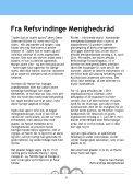 """Besøg af """"vildbasserne"""" Delvist sygemeldt… - Refsvindinge Kirke - Page 6"""