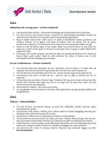 Download pdf - Hele Verden i Skole