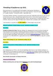 Tilmelding til Spejdernes Lejr 2012 - 1. Lillerød gruppe