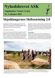 ASK, september 2011 - Sagnlandet Lejre