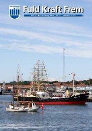 Læs det nye Fuld Kraft Frem nr. 17 her - Kalundborg Havn