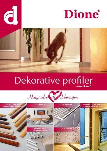 Monterings Metoder for dekorative profiler - Duuri.fi