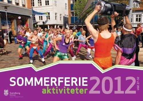 SOMMERFERIE - Svendborg kommune