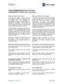Årsregnskab 2012 - H2 Logic - Page 7