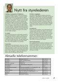 Yngstemann i styret Haraldrud gjenbruksstasjon ... - Borettslag.net - Page 3