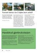 Yngstemann i styret Haraldrud gjenbruksstasjon ... - Borettslag.net - Page 6