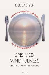 SPIS MED MINDFULNESS - House of Mindfulness