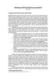 Membangun CSR dan Filantropi yang Aplikatif - Indonesia Business ...