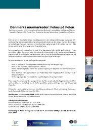 Danmarks nærmarkeder: Fokus på Polen - DI
