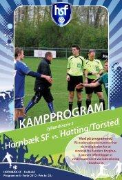 Hornbæk SF Hatting/Torsted