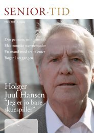 Holger Juul Hansen - Lollands Bank
