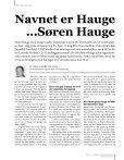 Navnet er Søren ...Søren Hauge - IKON - Danmark - Page 4