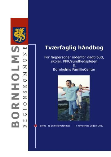 Tværfaglig håndbog - Bornholms Regionskommune