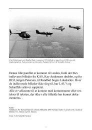 avarier ved Hærens Flyvetjeneste