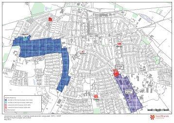 Lokalcentre og områder til særligt pladskrævende varegrupper (SPV ...
