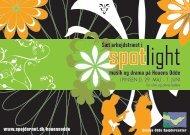 Spotlight 2009 Houens Odde - Spejdernet