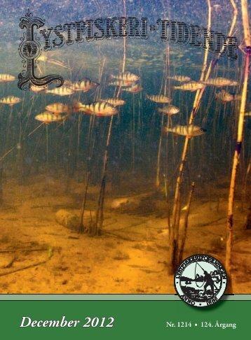 December 2012 - Lystfiskeriforeningen