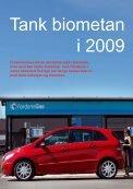 Svenskerne tanker allerede biometan på bilerne. Nu er ... - Energibyen - Page 7