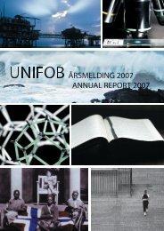 unifob global - Matematisk institutts hovedside - Universitetet i Bergen